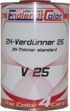 2K-Verdünner Acrylverdünner V25 (normal) 1 Liter