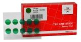 Tec Line Stick Sensor Pad rot 18 mm