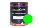 Tagesleuchtfarbe Neonlack Grün Leuchtgrün Autolack (RAL 6038) 1 Liter