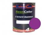Tagesleuchtfarbe Neonlack Violett Leuchtviolett Autolack 1 Liter