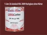 2K Autolack RAL 3009 Oxidrot 1 LTR Hochglanz