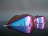 Flip Flop Lack Effektlack Cyan / Purple 1 Liter spritzfertig