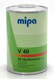Mipa 2K-Verdünnung lang V 40, 1 Liter