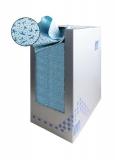 Nasswischtuch Wet&Clean 250 Stück / pieces in Dispenserbox