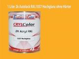 Acryl-Spray RAL 1037 Sonnengelb 400 ml Spraydose Hochglanz