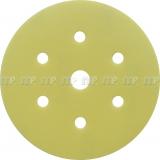 Schleifscheibe GoldFilm 6/7-Loch, 150 mm, Klett | 1 Scheibe